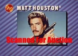 Lee Horsley  Matt Houston T shirt  3439 - $21.95
