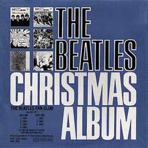 The Beatles Christmas Album on CD John Lennon Paul McCartney George & Ringo  image 2