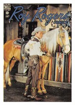 1992 Arrowpatch Roy Rogers Comics Trading Card #13 > Trigger > Happy Trail - $0.99