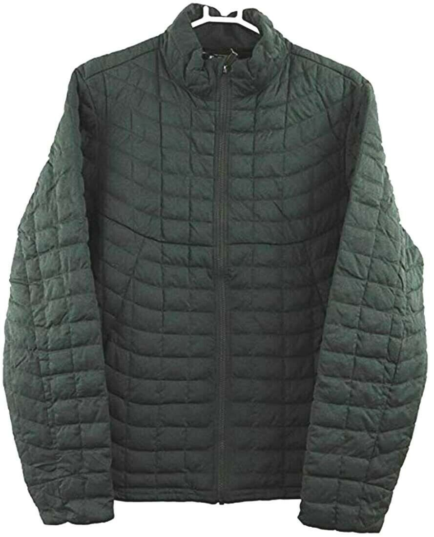 Ben Sherman Men's Quilted Lightweight Packable Puffer Coat Large NEW