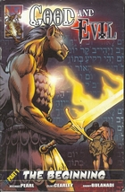 (CB-8) 2007 NGJ Comic Book: Good and Evil #1 - $2.00