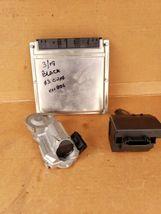 03 Mercedes W203 C240 ECU Engine Computer EIS Ignition FOB ISL Set A1121532979 image 6