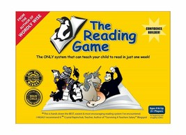 Allsaid & Dunn The Reading Game 2nd Edition AD12518 NEW Sealed image 1