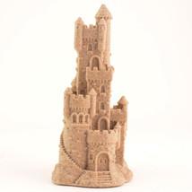 "Real Sand Castle Figurine 478 7.5"" Tall Collectible Decor Centerpiece Beach - $22.99"