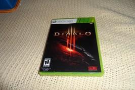 Diablo III  (Xbox 360, 2013) - $6.88