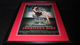 Jennifer's Body Cast Signed Framed 18x24 Photo Poster Display Megan Fox ... - $467.49