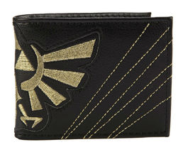 Legend of Zelda Wraparound Triforce Bi-Fold Wallet *NEW* - $19.99