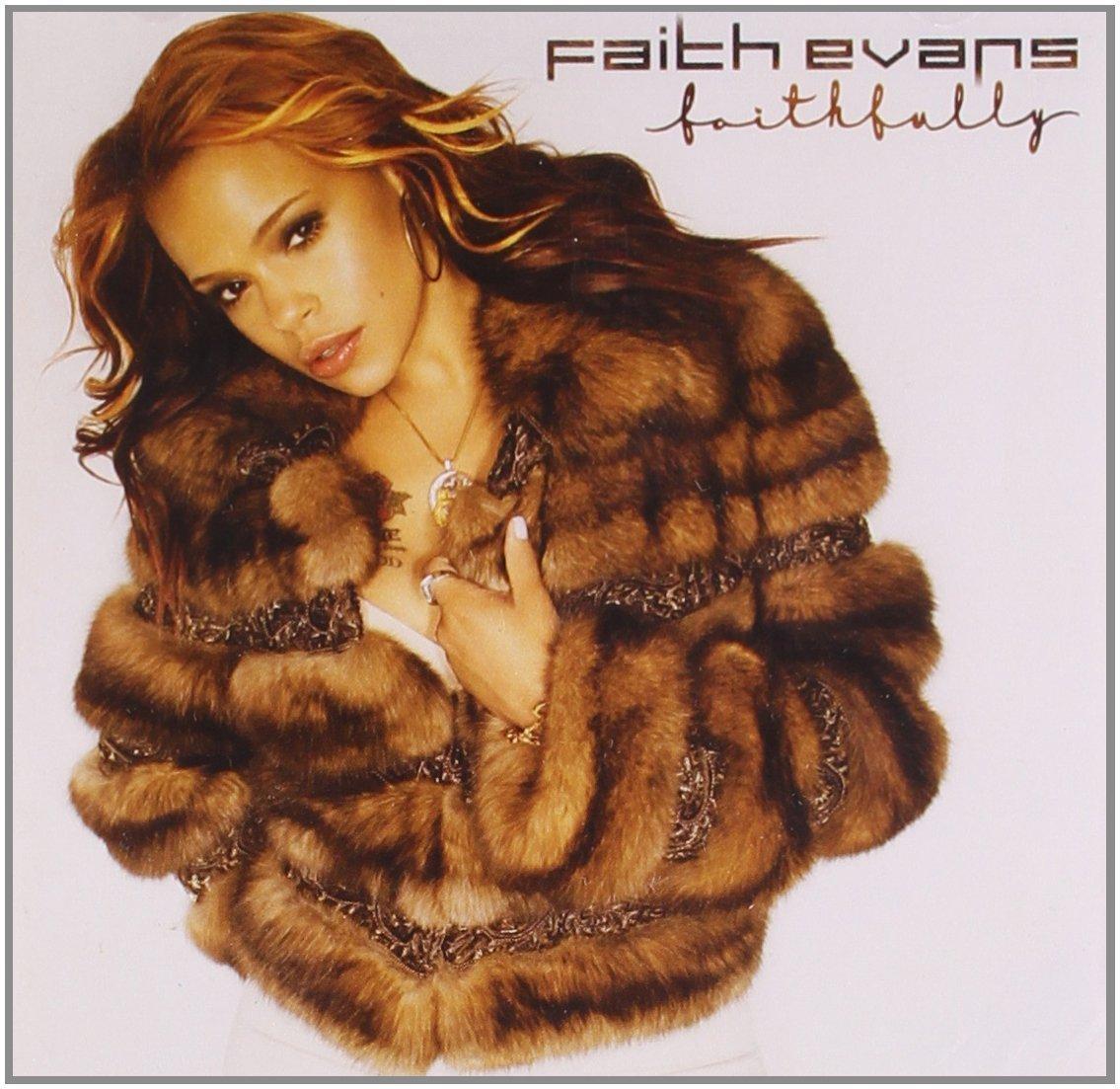 Faithfully Faith Evans  Format: Audio CD