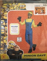 Rubie's Costume Despicable Me 3 Child's Dave Minion Costume, Multicolor, Small - $15.13
