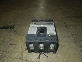 Square D FAP36000M1021 100A 3P 600V Molded Case Switch 120-240V Shunt Trip Used - $150.00