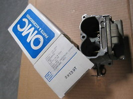 GENUINE OMC 392597 CARBURETOR New 90HP Lower - $128.69