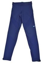 Nike Women's Athletic Leggings Blue XS 6878-3 - $32.39
