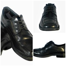 Dexter Men's Comfort Black Leather Square Toe Oxford Casual Shoes  Size 7 - $38.61