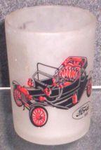 1960'S Retro Hazel ATLAS--BARWARE Old Cars Shot Glass (Ford 1910) - $7.95
