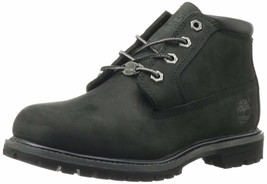 Timberland Women's Nellie Double Waterproof Ankle Boot Size 6.5 Color Black - $98.16