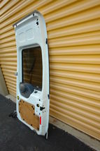 2010-13 Ford Transit Connect Back Rear Door Tailgate Right Side RH image 11