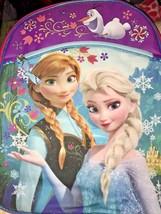 Disney Frozen Elsa Anna Girls Backpack - $17.00