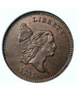 1797 Half Cent copper bullion coin, Clone,  excellent refund guarantee - €0,83 EUR