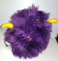 "B13 * Professional Purple ""Furgremlin"" Muppet Style Ventriloquist Puppet - $15.00"