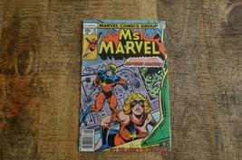 Ms Marvel #19 (Marvel Comics, 1978) Newsstand VF Comic Book - $19.34
