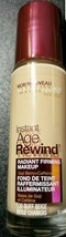 Maybelline Instant Age Rewind Radiant Firming Makeup Foundation #130 Buf... - $9.75