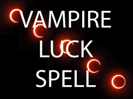 FULL COVEN 27X VAMPIRE BLOOCY LUCKY VAMPIRE LUCK FORTUNE MAGICK W JEWELRY Witch  - $45.00