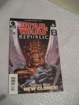 STAR WARS REPUBLIC #74 dark horse comic book 2005 - $3.98
