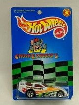 Hot Wheels Chucke Cheese's Funny Car - $9.89