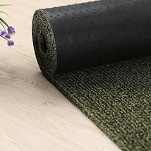 Black/Tea Green Non Slip Runner Entrance Mat for Lobbies and Indoor Entr... - €169,23 EUR