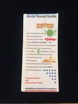 Vintage 80s Mobil Travel Map of Minnesota image 2