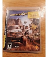MOTOR STORM PLAYSTATION 3 PS3 Very Good Condition COMPLETE! - $7.41