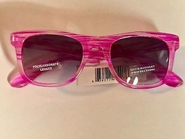 PINK SUNGLASSES WITH ULTRA VIOLET PROTECTION ~ BRAND NEW! - $14.84