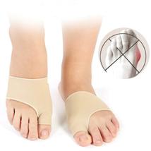 Bunion Corrector Gel Pad Stretch Nylon Hallux Valgus Protector Guard Toe... - $3.59