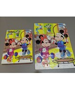 Disney Mickey and Minnie Mouse Puzzle 100 pcs Golden 1986 - $12.95