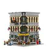 Grand Emporium Building Blocks (compatible Lego 10211) - $99.99