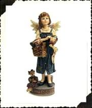 "Boyds Bears Folkstone ""Calliope Clipsalot..Angel of Pennies"" #28211 - 1E- NIB- R - $19.99"