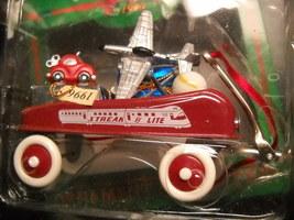 Radio Flyer Christmas Ornament Collection 1996 Streak Lite Model 120 Boxed - $8.99