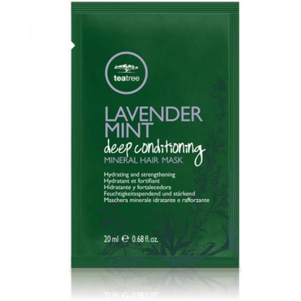 Paul Mitchell Tea Tree Lavender Mint Deep Conditioning Mask (3pack) SPECIAL!