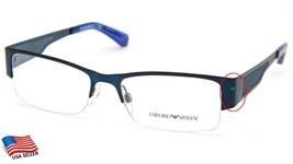 Emporio Armani Ea 1018 3001 Black Eyeglasses Frame 53-17-140mm B32mm - $73.49
