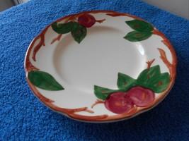 "Franciscan 4714 Apple England Fruit Bowl Lovely 5"" diam - $9.49"