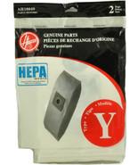 Hoover Type Y Cloth Vacuum Cleaner Bags 401080 - $17.89