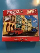 puzzle 500 pieces Havana Cuba - $9.90