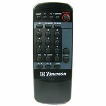 Emerson E100 Factory Remote Control With F Center, PC, FC, & CFM Buttons - $12.99