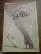 Adventures In The Alaskan Skin Trade John Hawkes USED Hardcover Book - $1.98
