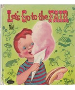 Let's Go to the Fair by Mickey Klar Marks Irma Wilde 1951 Vintage Pictur... - $14.84