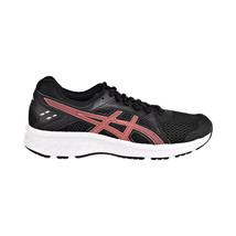 Asics Jolt 2 Women's Shoes Black-Flash Coral 1012A151-001 - $41.95