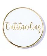 Outstanding Appreciation Award Lapel Pins, 12 Pins - $32.28