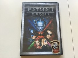 DVD - Batman & Robin - NEW & Sealed - 2-Disc Specil Edition - George Clo... - $6.99