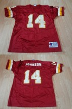 Youth Washington Redskins Brad Johnson L (14/16) Champion Jersey - $14.01