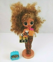 Lol Surprise Dolls Omg Doll Da Boss Babe Doll With Accessories & Stand - $22.09